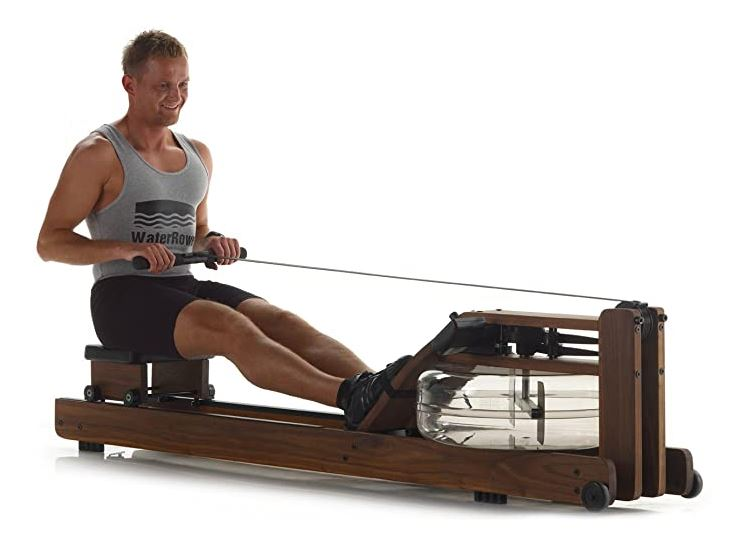 water rower rameur
